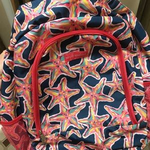 Brand new simply southern starfish backpack